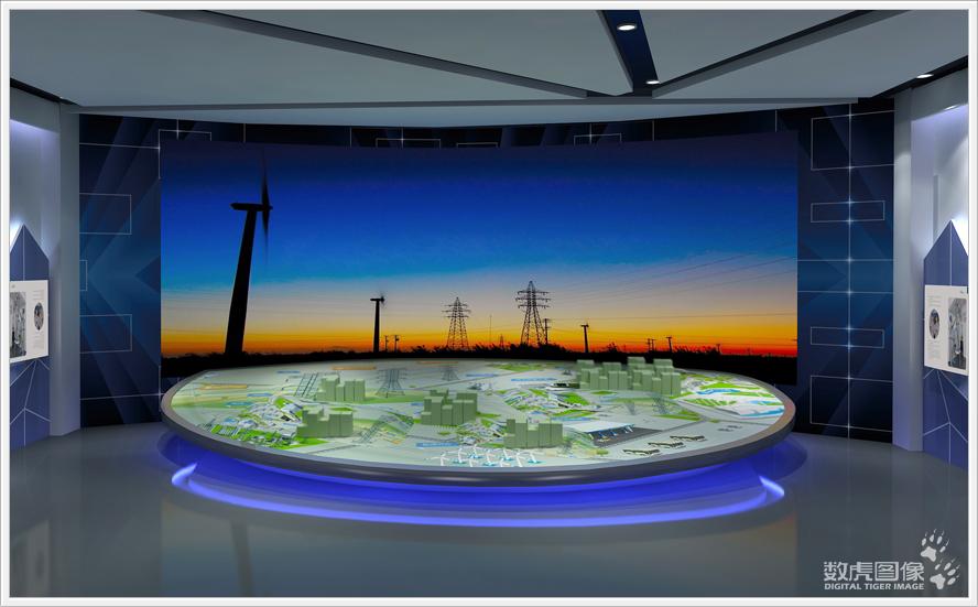 多媒体技术垹�`:)^X�_500x349 - 67kb - jpeg 数虎多媒体技术阐释安龙供电局企业精神_数字